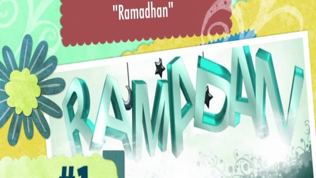 Ten things about the Holy Month of Ramadhan