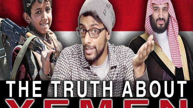 Saudi America, Khashoggi & England | The Truth About Yemen | BackFire