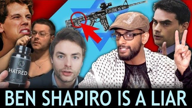 Dangerous Islamophobia EXPOSED | Ben Shapiro is a Liar | Milo Yiannopoulos, Paul Watson & PewDiePie