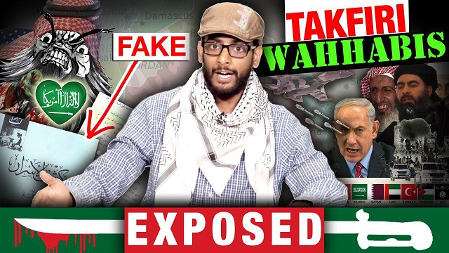 Fiery RESPONSE to TAKFIRI WAHHABIS spreading lies about Shias and Iran | BackFire