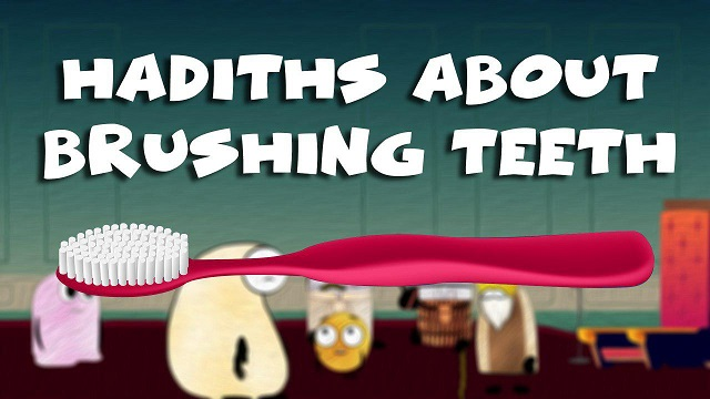 Hadiths about Brushing Teeth | When a Friend has Bad Breath (Pt. 2/2) | BISKITOONS