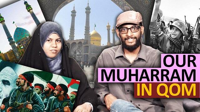 The Three Beautiful Places for Muharram/Arbaeen in Qom | Howza Life