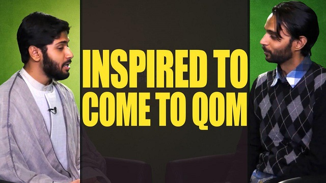 I was Inspired to Come to Qom | Howza Journals