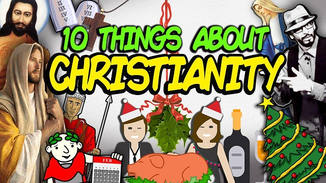 10 Things Christians should THINK ABOUT | BISKIT