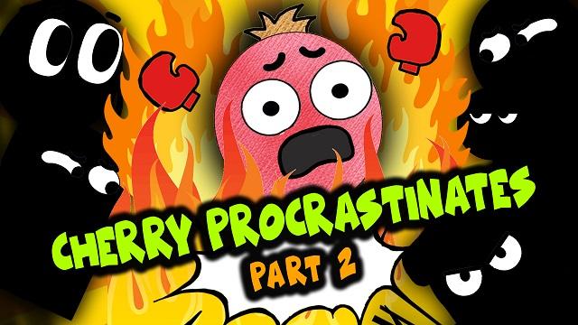 Cherry Procrastinates Pt. 2/2 | BISKITOONS