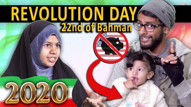 VERY SPECIAL News! …Revolution Day 2020 | Howza Life