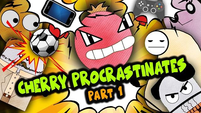 Cherry Procrastinates Pt.1/2 | BISKITOONS