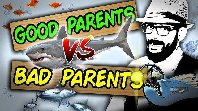 Good Parents Vs. Bad Parents | Father's Day | BISKIT