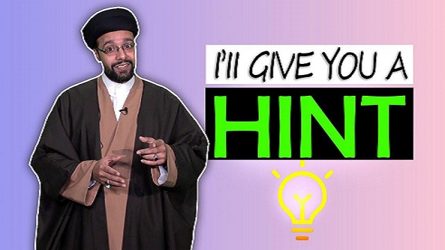 I'll Give you a Hint | One Minute Wisdom