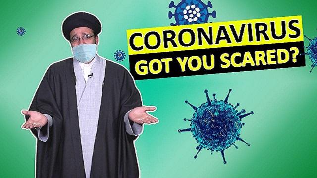 Coronavirus got you scared? …why? | One Minute Wisdom