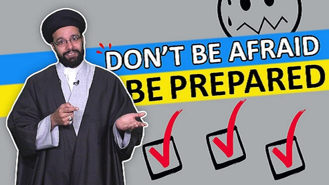 Don't be Afraid of Death: Be Prepared | One Minute Wisdom