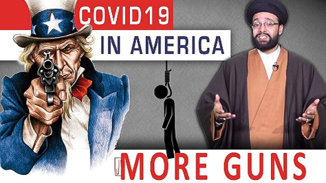 Guns and Suicide: Covid19 in America | CubeSync
