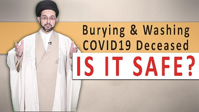 Can you catch Covid19 from the Deceased?   MICROFIQH