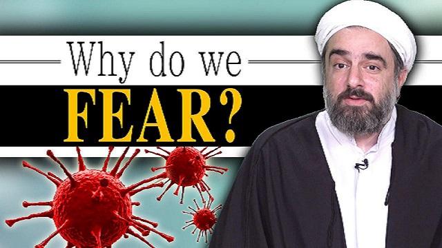 Why do we FEAR the Coronavirus? | Dr. Shaykh Farukh Sekaleshfar | REFLECT