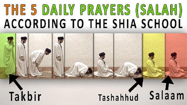 Salah (Daily Prayers) tutorial (Shia) | Microfiqh