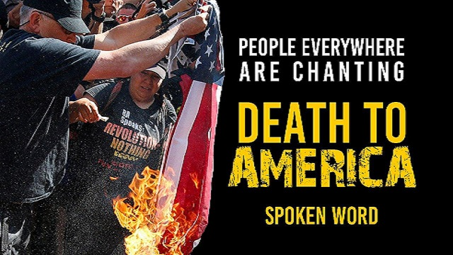 People everywhere are chanting 'Death To America' | SPOKEN WORD