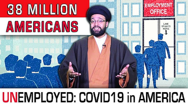 38 MILLION Americans don't have jobs: Covid19 in America | CubeSync