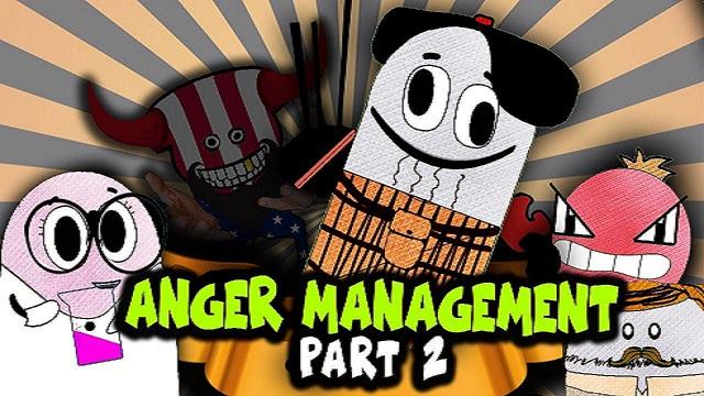 Anger Management Pt. 2 | BISKITOONS