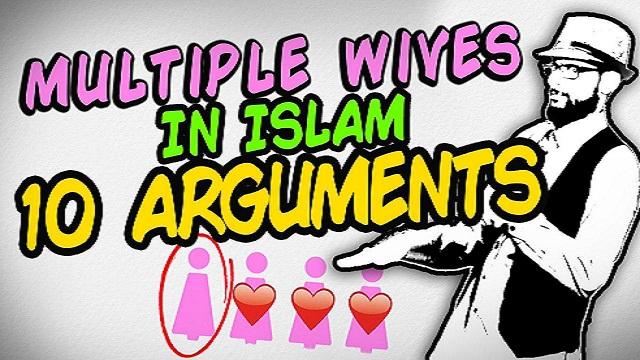 Why Men can have Multiple wives in Islam (10 Arguments) | BISKIT