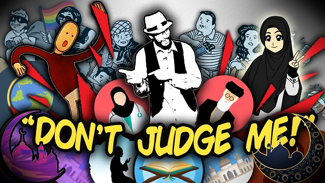 """""""Only God Can Judge"""" 
