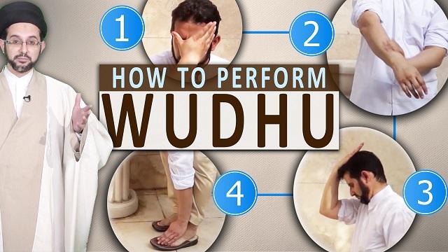 How to Perform Wudhu (Shia School of Thought) | MICROFIQH | English