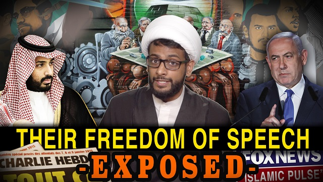 "Their ""Freedom of Speech"" EXPOSED 