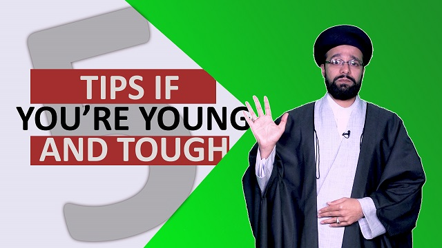 Tips if You're Young & Tough | One Minute Wisdom | English