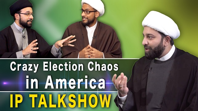 Discussing the Crazy Election Chaos in America | IP Talk Show | English