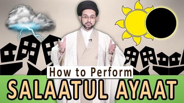 How to Perform Salaatul Ayaat | MicroFiqh | English
