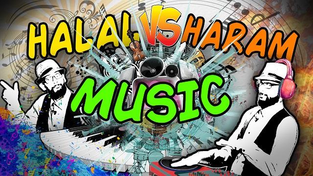 HALAL Vs. Haram Music (Ghina) TOTAL CLARITY   BISKIT   English