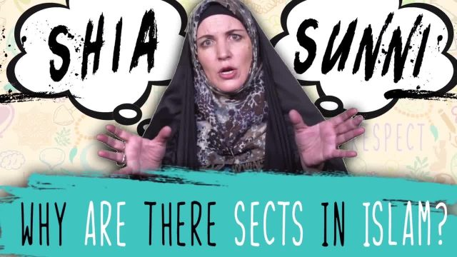 Why are there SECTS in Islam? | Sister Spade | English