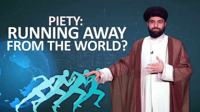 Piety: Running Away From the World? | UNPLUGGED | English