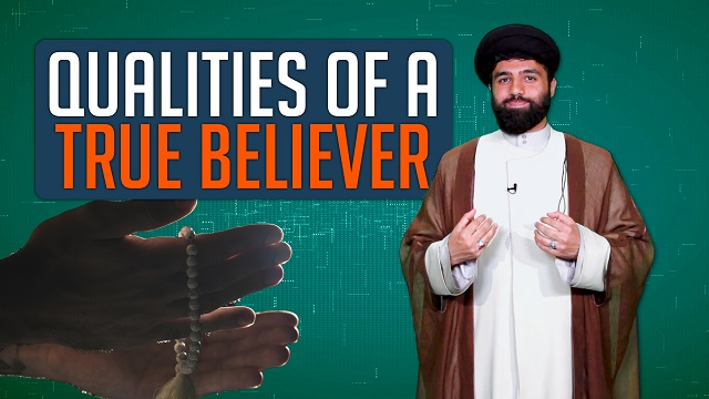 Qualities of a True Believer – Al-Infaq (Giving) | UNPLUGGED | English