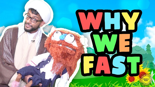 Why We Fast In Ramadhan | The Barbarossa Grouch Show | English