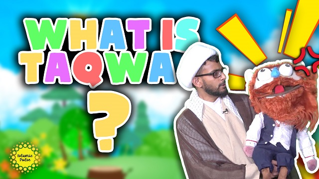 What Is Taqwa? | The Barbarossa Grouch Show | English