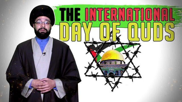 Don't Forget Quds Day! #FREEPALESTINE | One Minute Wisdom | English