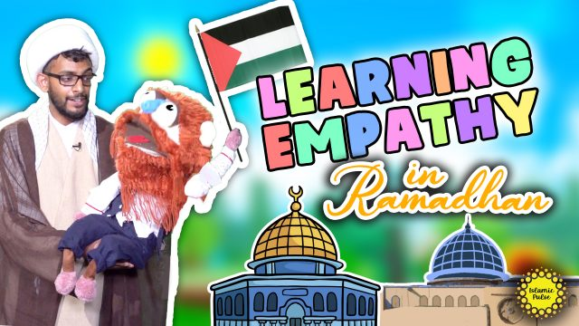 Learning Empathy In Ramadhan | The Barbarossa Grouch Show | English