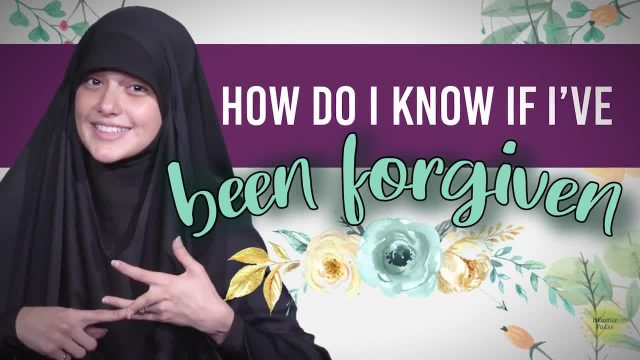 How do I know if I've been forgiven? | Today I Thought | English