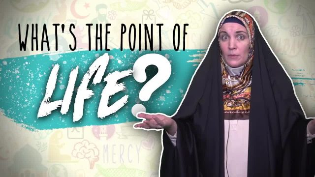 What's the Point of Life? | Sister Spade | English
