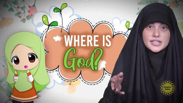 Where is God? | Today I Thought | English