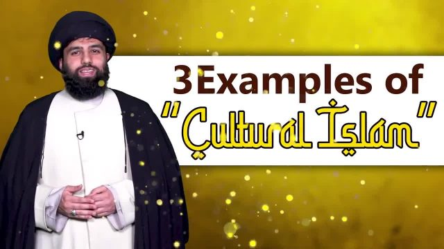 """3 Examples of """"Cultural Islam""""   UNPLUGGED   English"""