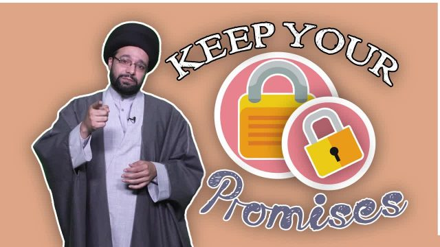 Keep Your Promises   One Minute Wisdom   English