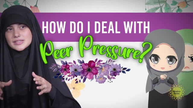 How do I deal with peer pressure? | Today I Thought | English