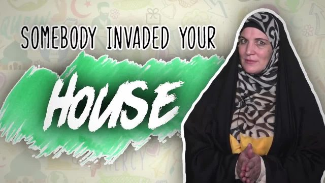 Somebody Invaded Your House | Sister Spade | English