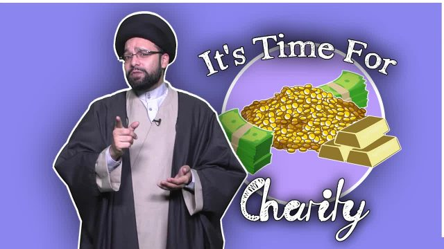 It's Time for Charity | One Minute Wisdom | English