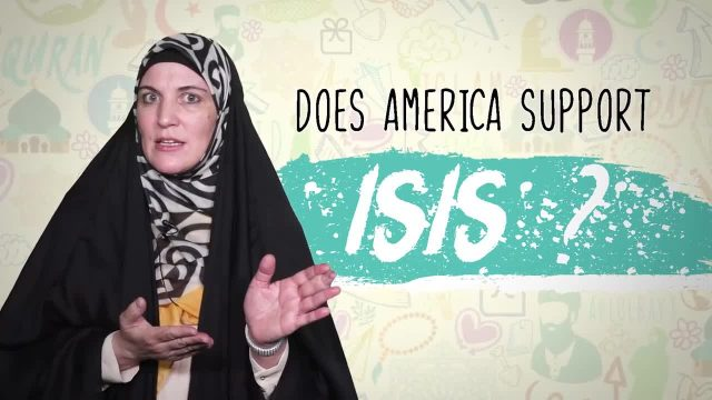 Does America Support ISIS? | Sister Spade | English