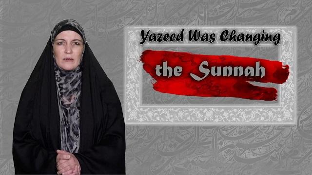 Yazeed Was Changing the Sunnah | Sister Spade | English