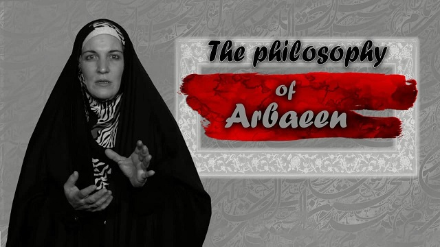 The Philosophy of Arbaeen | Sister Spade | English